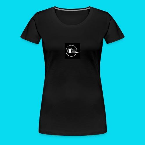 Logo Lords - Frauen Premium T-Shirt