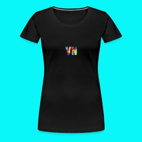 Velocity Networks Coloured Logo! - Women's Premium T-Shirt