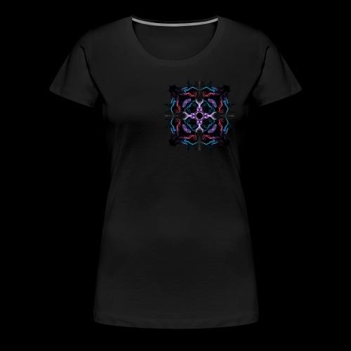 The Wave - Frauen Premium T-Shirt