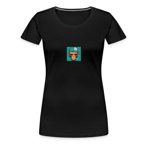 Første tshirte gratis - Premium T-skjorte for kvinner