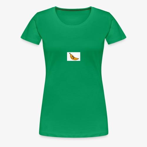 Bananana splidt - Dame premium T-shirt