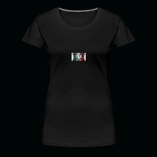 hardcore1 - T-shirt Premium Femme