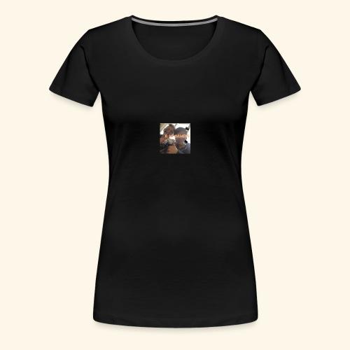 deksel am gamerz - Premium T-skjorte for kvinner