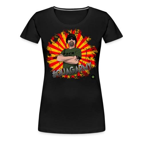 Quag Army - Women's Premium T-Shirt