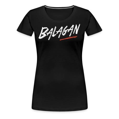 logo balagan free - Women's Premium T-Shirt