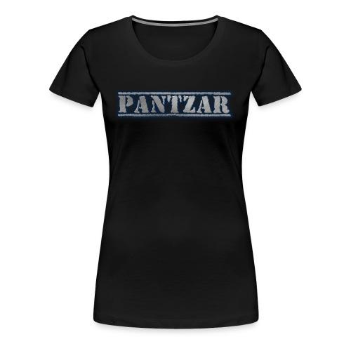 Pantzar - Premium-T-shirt dam