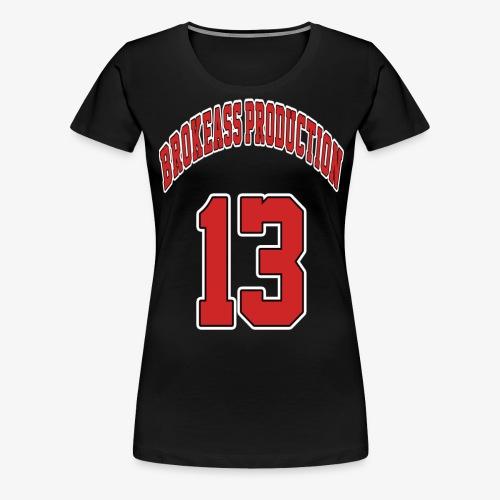 Brokers Production - Frauen Premium T-Shirt