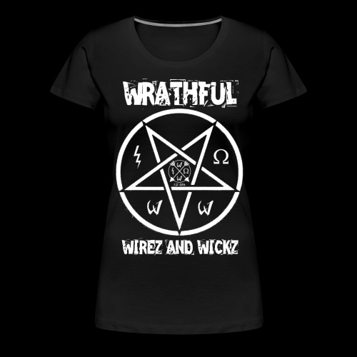 Wrathful Wirez PentaWrath - Women's Premium T-Shirt