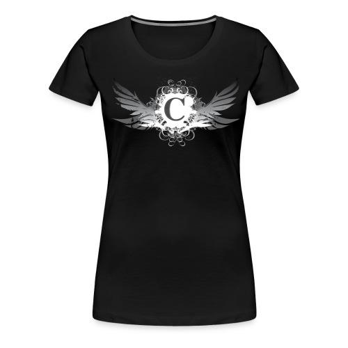 logocarterfondtransparent2 copie - T-shirt Premium Femme