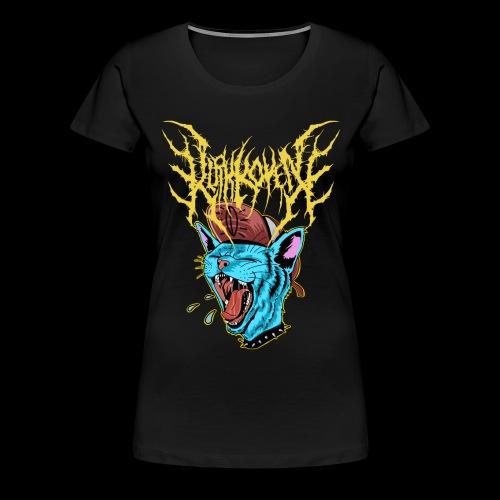 pussycat - Naisten premium t-paita