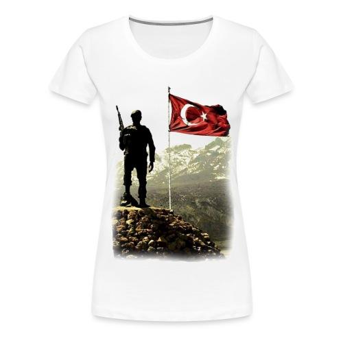 Export Assistent 37tzu png - Frauen Premium T-Shirt