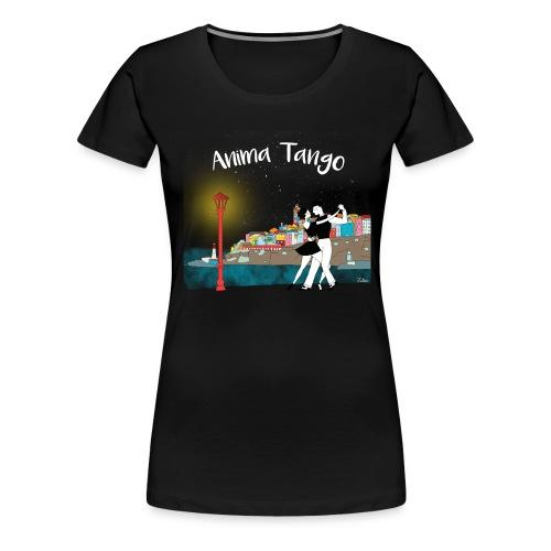 animatango001 copie png - T-shirt Premium Femme