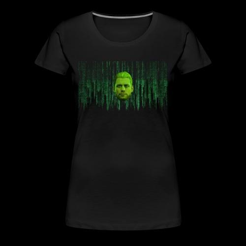 The Freak Logo - Dame premium T-shirt
