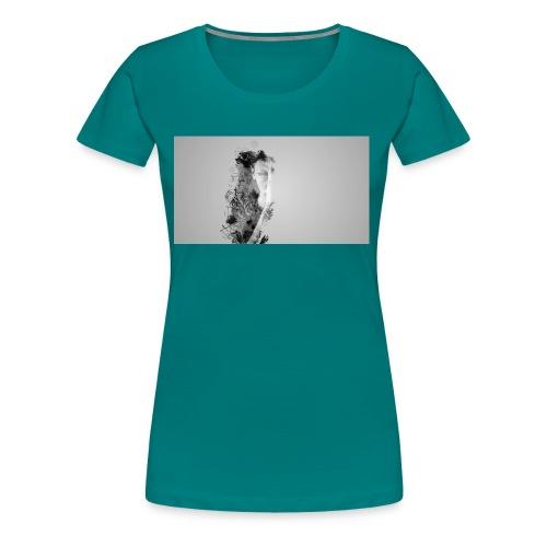 Art et Design - T-shirt Premium Femme