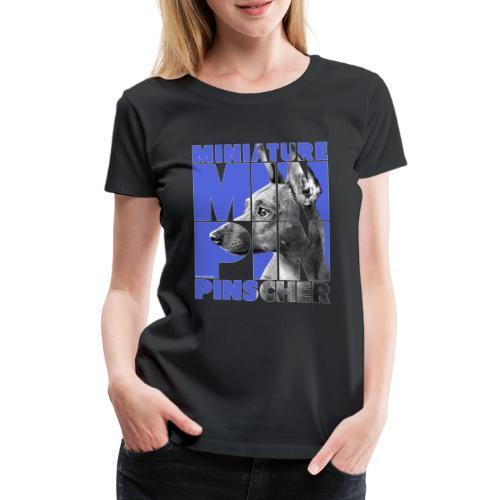 Minpin I - Naisten premium t-paita