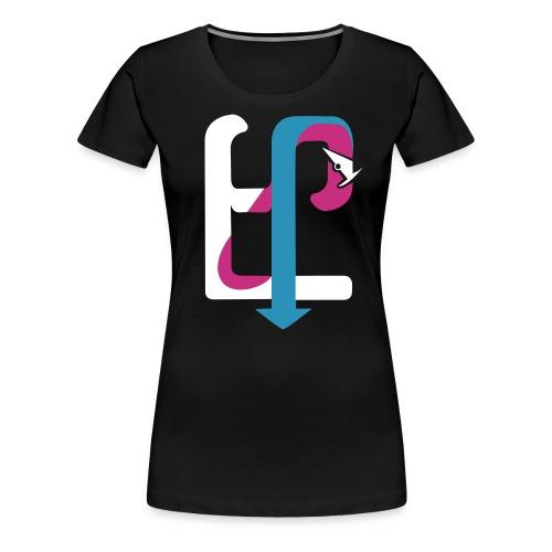 fs logo - Women's Premium T-Shirt