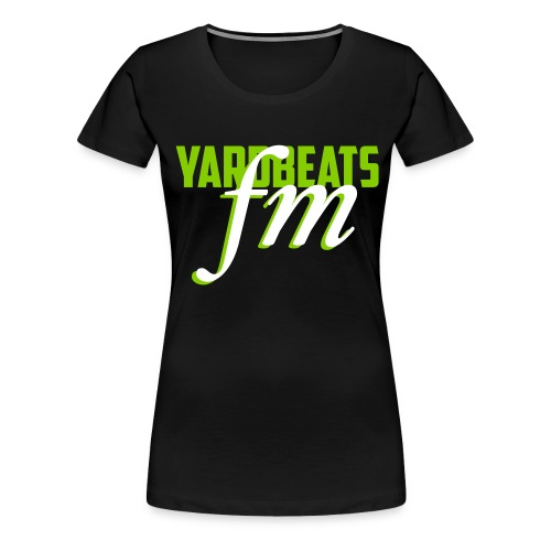 yardbeats - Frauen Premium T-Shirt