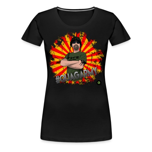 Quag Army - Women's Premium T-Shirt
