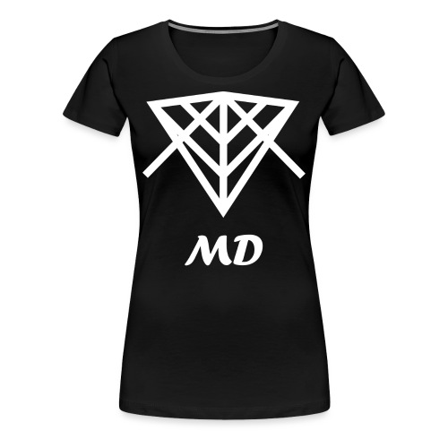 Musical Diversity - Camiseta premium mujer