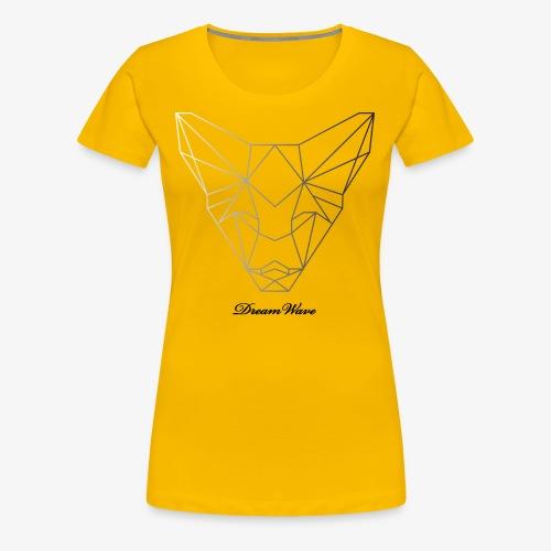 DreamWave Fox/Renard - T-shirt Premium Femme