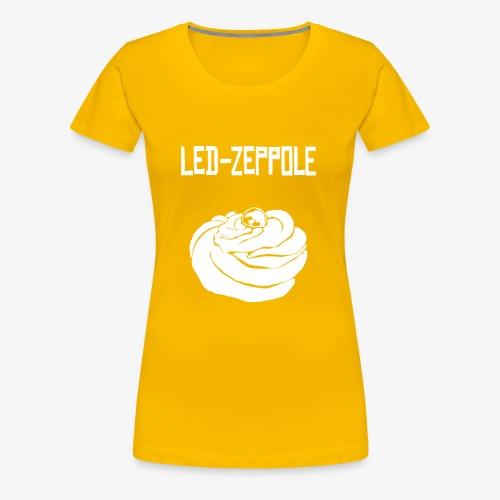 Led - zeppole - Maglietta Premium da donna