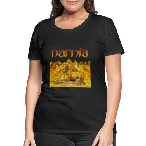 Narnia - Desert Land - Women's Premium T-Shirt
