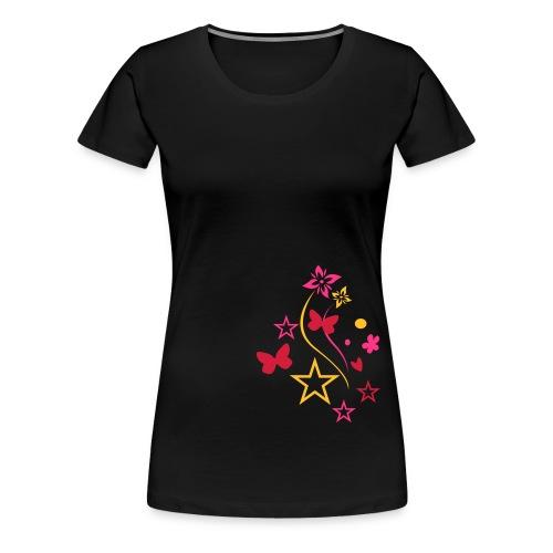 Droodle 3c [friswit.nl] - Vrouwen Premium T-shirt
