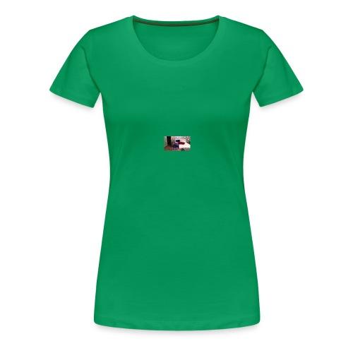 Gabes monster of doom - Women's Premium T-Shirt