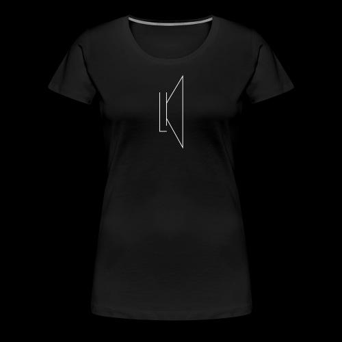Laut Klub - Frauen Premium T-Shirt