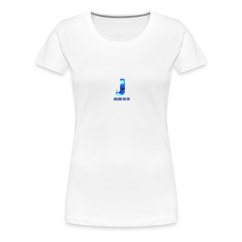JULIAN EN CO MERCH - Vrouwen Premium T-shirt