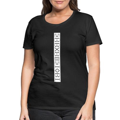 Leipzig Südvorstadt 1.0 - Frauen Premium T-Shirt