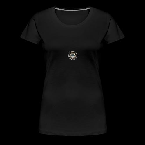 Tårnby FF logo - Dame premium T-shirt