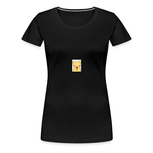 Halmuada picachu - Camiseta premium mujer