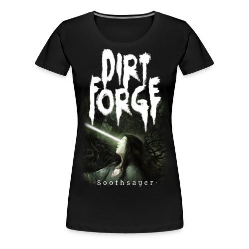 SOOTHSAYER GIRLIE - Dame premium T-shirt