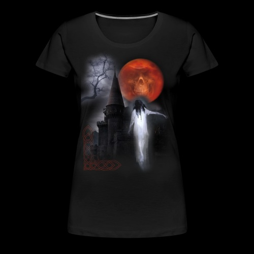 Dark Side No. 03 - Frauen Premium T-Shirt