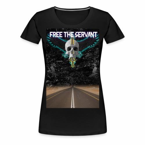 FTS Skull - Frauen Premium T-Shirt