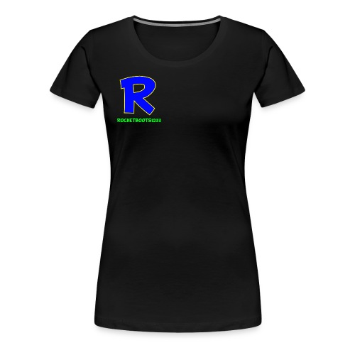Unisex Adult Hoodie Black - Women's Premium T-Shirt