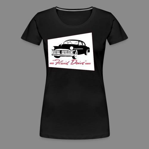 1949 DeSoto Fluid Drive - Premium-T-shirt dam