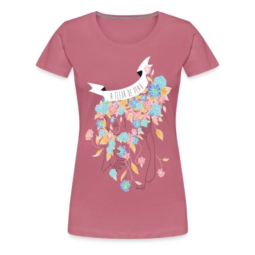 --AFLEURDEPEAU- - T-shirt Premium Femme