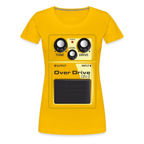 Overdrive - Frauen Premium T-Shirt