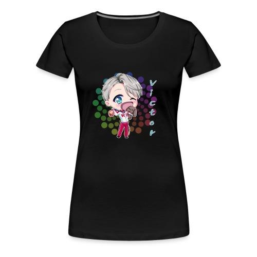Chibi Victor - Maglietta Premium da donna