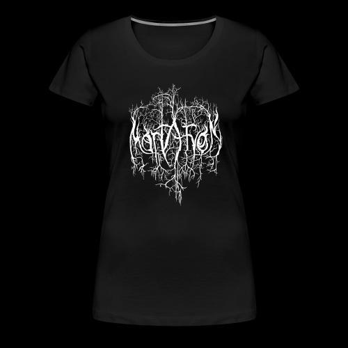 Mortaryon Logo - Women's Premium T-Shirt