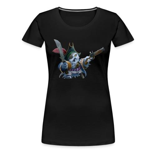Heinz - Pirat - Frauen Premium T-Shirt