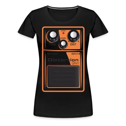 Distortion - Frauen Premium T-Shirt