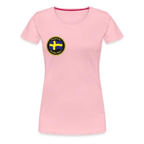 proud png - Premium-T-shirt dam