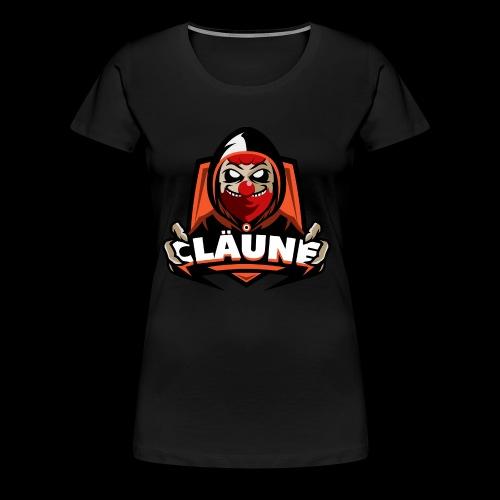 Team Cläune - Frauen Premium T-Shirt