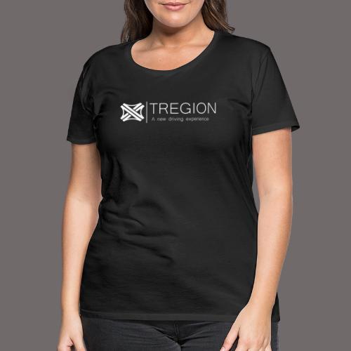 Tregion Logo wide - Women's Premium T-Shirt
