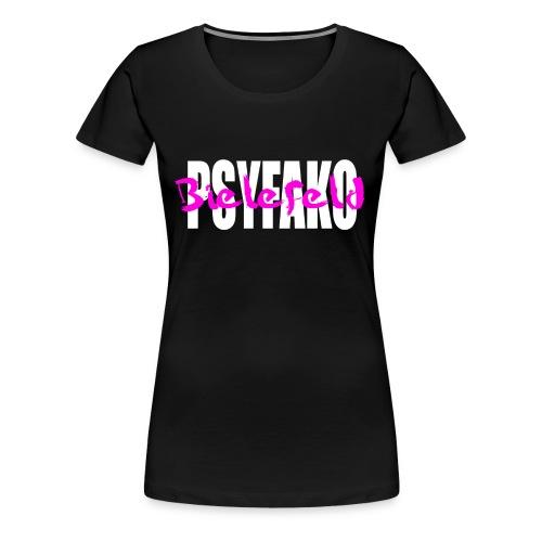 PsyFako (white) - Frauen Premium T-Shirt