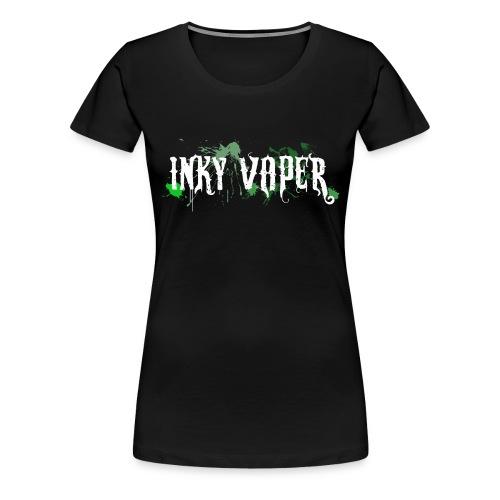 Inky Vaper Hoodie - Women's Premium T-Shirt