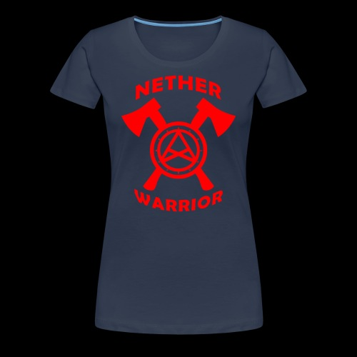 Nether Warrior T-shirt - Maglietta Premium da donna